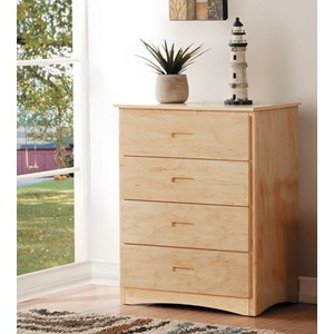 Homelegance Bartly Chest of Drawers