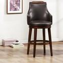 Homelegance Bayshore Bar Height Chair - Item Number: 5447-29S