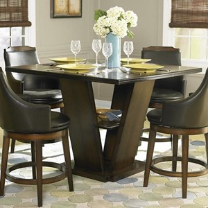 Homelegance Bayshore Counter Height Table