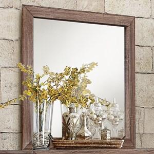 Homelegance Beechnut Modern Mirror