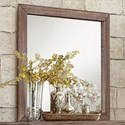 Homelegance Beechnut Modern Mirror - Item Number: 1904-6