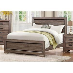 Homelegance Beechnut Queen Bed