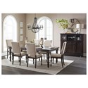 Homelegance Begonia Formal Dining Room Group - Item Number: 1718 Dining Room Group 1