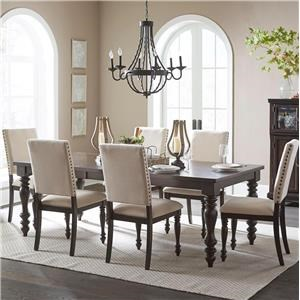 Homelegance Begonia 5 Piece Dining Set