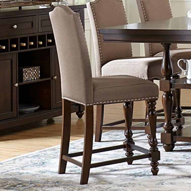Homelegance Benwick Counter Height Chair - Item Number: 5425-24