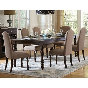 Homelegance Benwick Table and Chair Set