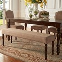 Homelegance Benwick Traditional Dining Bench - Item Number: 5425AK-13