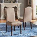 Homelegance Benwick Traditional Dining Side Chair - Item Number: 5425AKS