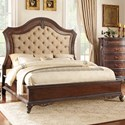 Homelegance Bonaventure - 1935 Queen Low Profile Bed - Item Number: 1935-1+2+3