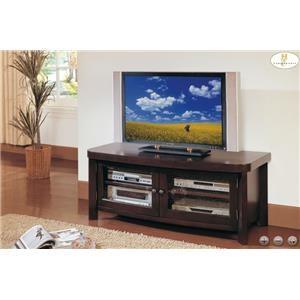 "Homelegance Brussel II 50"" TV Stand"