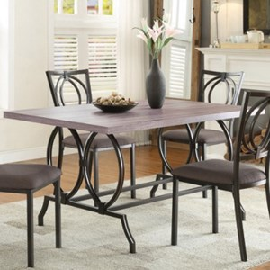 Homelegance Chama Casual Dining Table