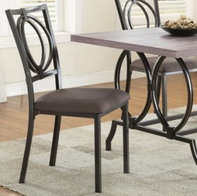 Homelegance Chama Casual Side Chair - Item Number: 5469S