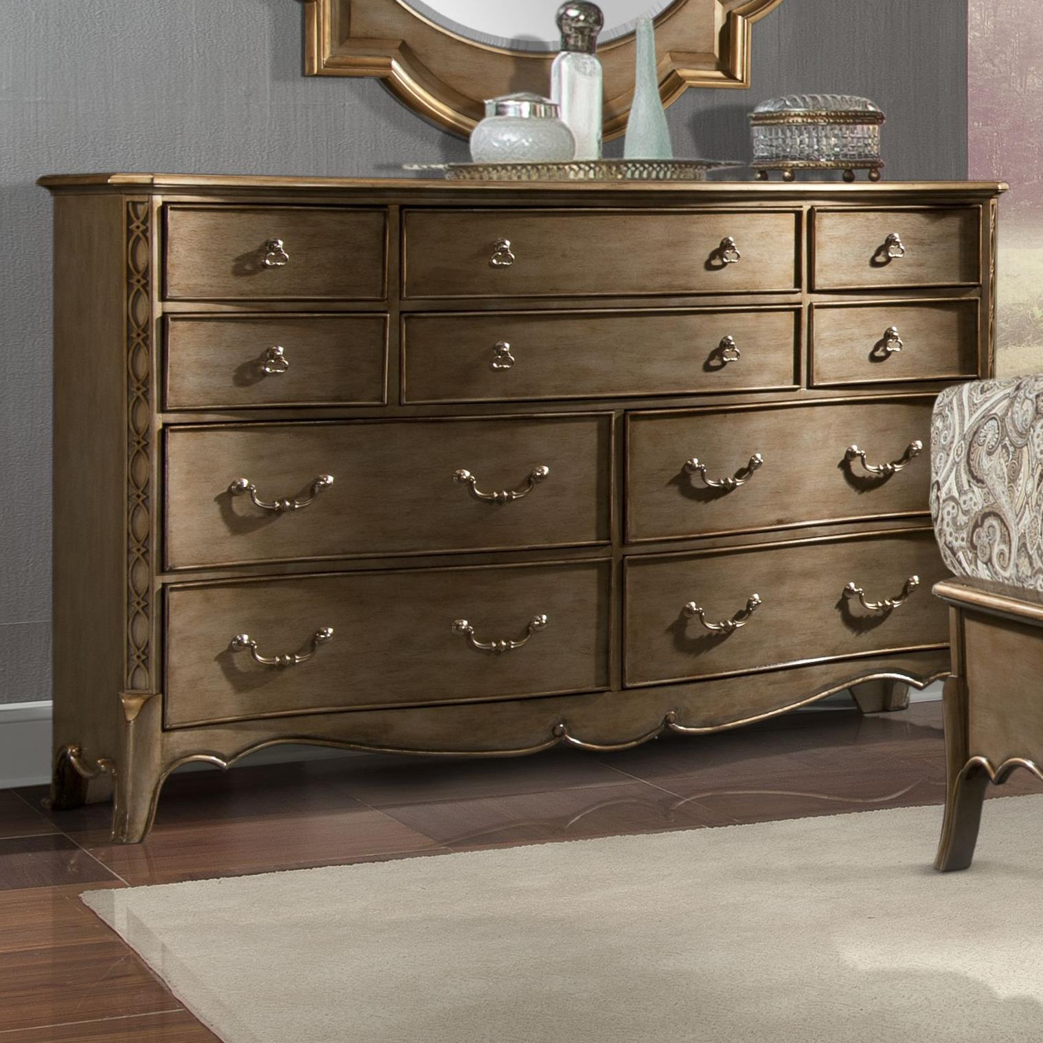 Homelegance Chambord Dresser - Item Number: 1828-5