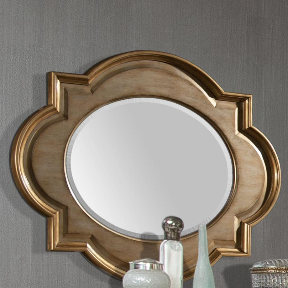 Homelegance Chambord Wall Mirror - Item Number: 1828-6