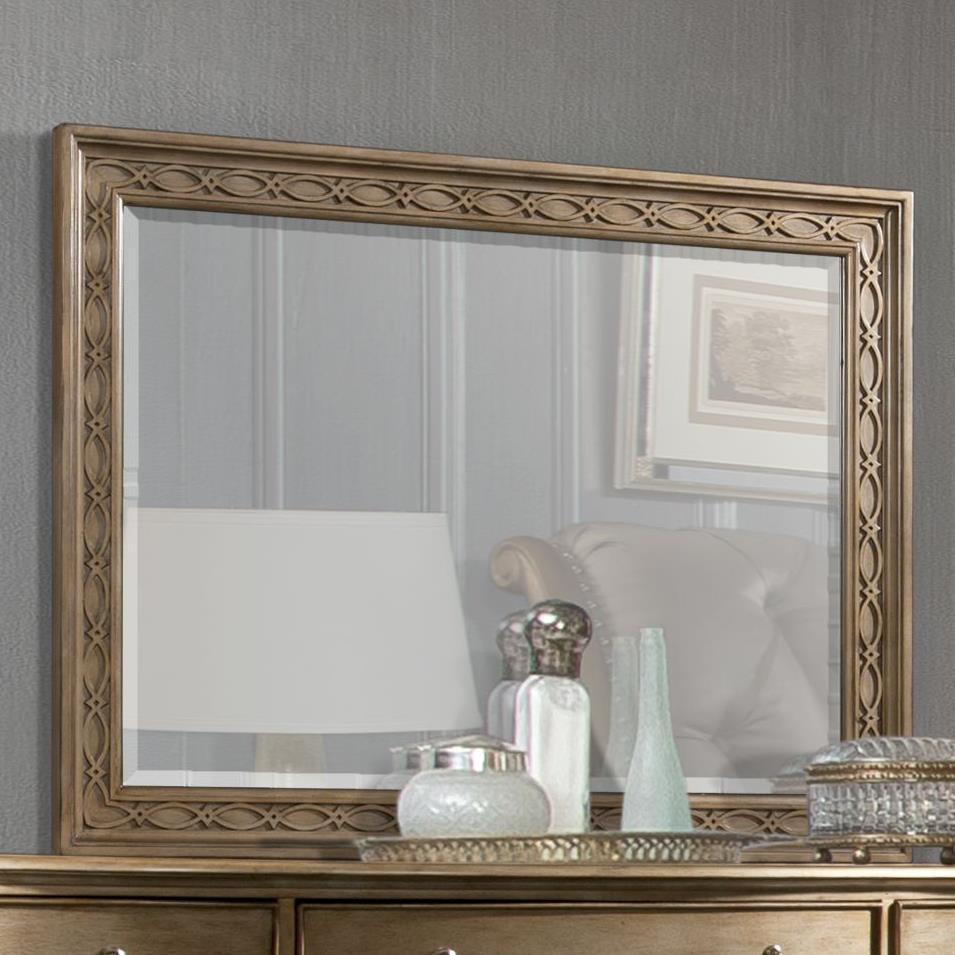 Homelegance Chambord Landscape Mirror - Item Number: 1828-6LN