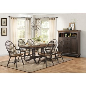 Homelegance Cline Dining Room Group