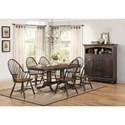 Homelegance Cline Dining Room Group - Item Number: 5530 Dining Room Group 1