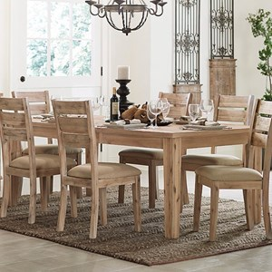 Homelegance Colmar Contemporary Table