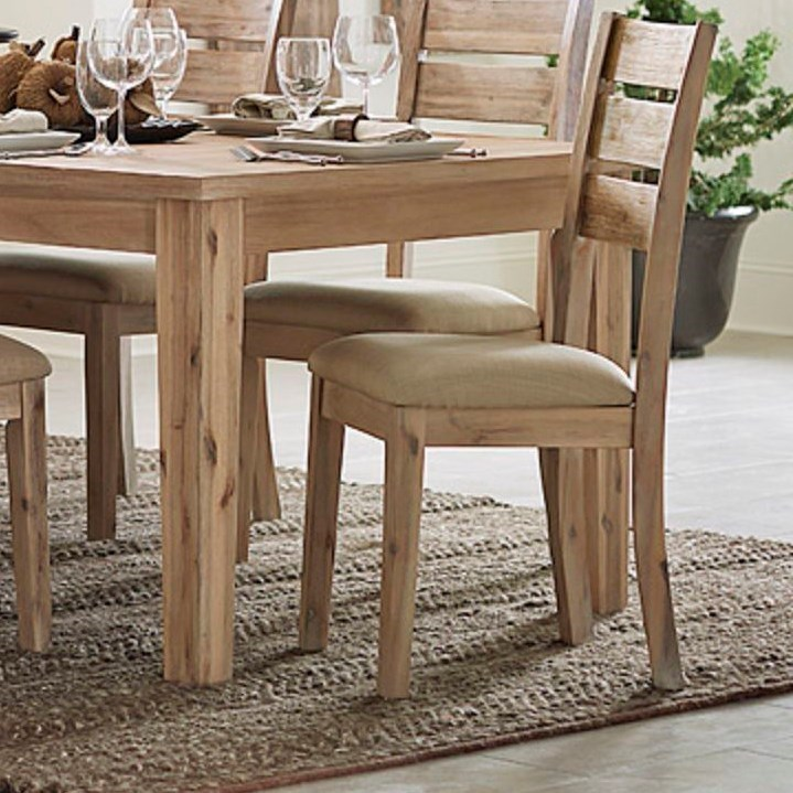 Homelegance Colmar Contemporary Dining Side Chair - Item Number: 5411RFS