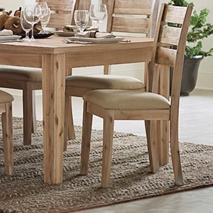 Homelegance Colmar Contemporary Dining Side Chair