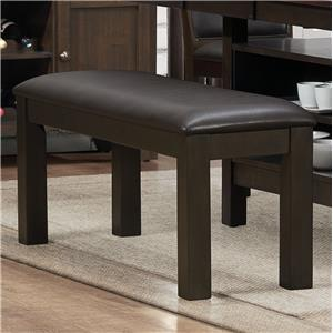 Homelegance Corliss Upholstered Dining Bench