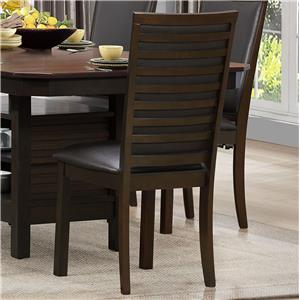 Homelegance Corliss Upholstered Dining Side Chair