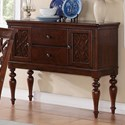 Homelegance Creswell Dining Server - Item Number: 5056-40