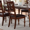 Homelegance Creswell Dining Side Chair - Item Number: 5056S