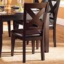 Homelegance Crown Point Dining Side Chair - Item Number: 1372S
