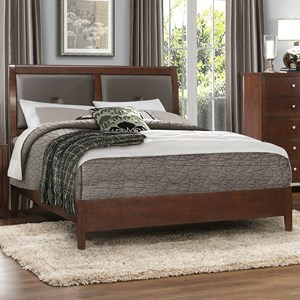 Homelegance Cullen Queen Headboard and Footboard
