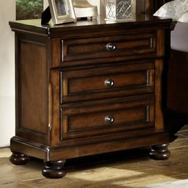 Homelegance Cumberland  Nightstand - Item Number: 2159-4