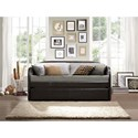 Homelegance Daybeds Roland Daybed with Trundle - Item Number: 4950-A+B