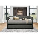 Homelegance Daybeds Therese Daybed - Item Number: 4969GY-A+B