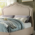 Homelegance Delphine Transitional Full Upholstered Headboard - Item Number: 1844FN-1