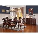 Homelegance Deryn Park Formal Dining Room Group - Item Number: 2243 Dining Room Group 1