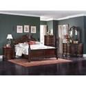 Homelegance Deryn Park Queen Bedroom Group - Item Number: 2243 Q Bedroom Group 1