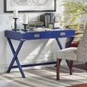 Homelegance Desks X-Base Box Desk - Item Number: E581A-TB