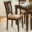 Homelegance Devlin Dining Side Chair - Item Number: 2538S