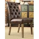 Homelegance E206C Side Chair - Item Number: E206C-BD