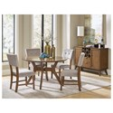Homelegance Edam Casual Dining Room Group - Item Number: 5492 Dining Room Group 1