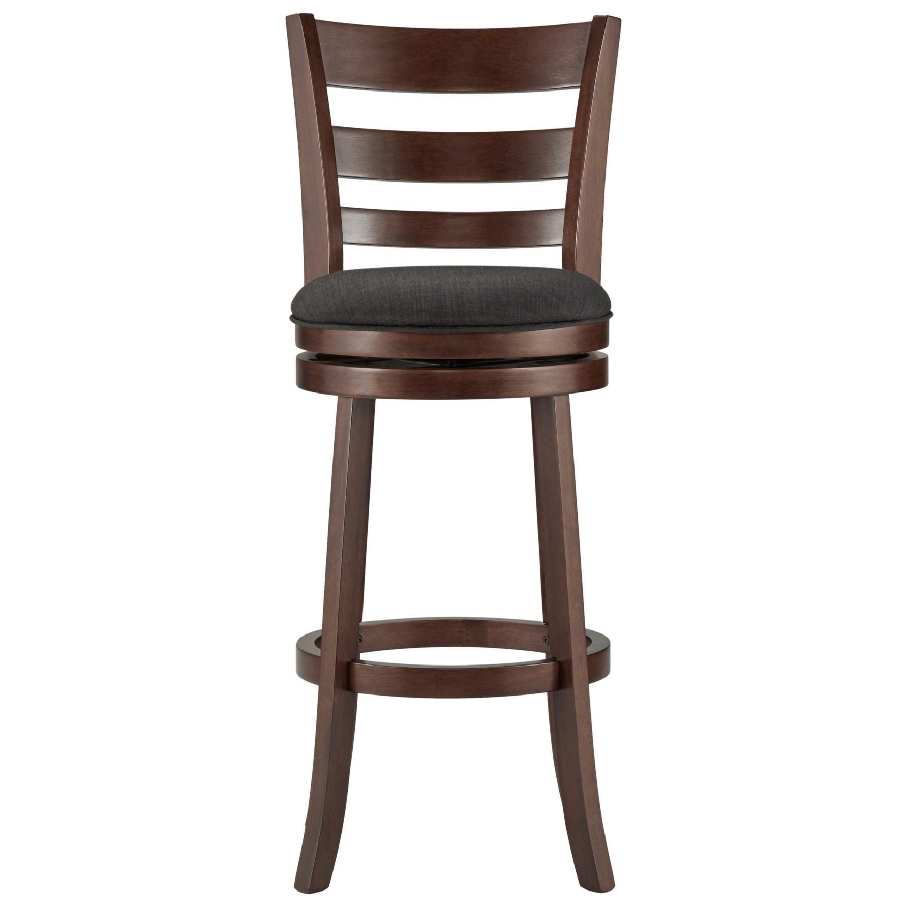 Homelegance Edmond Bar Height Chair - Item Number: 1144E-29DGL