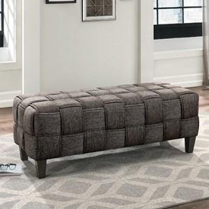 Homelegance Elista Upholstered Bench