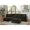Homelegance Emilio Stationary Living Room Group - Item Number: 8367 Living Room Group 2