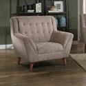 Homelegance Erath Upholstered Chair - Item Number: 8244SD-1