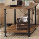 Homelegance Factory Collection End table - Item Number: 3228-04