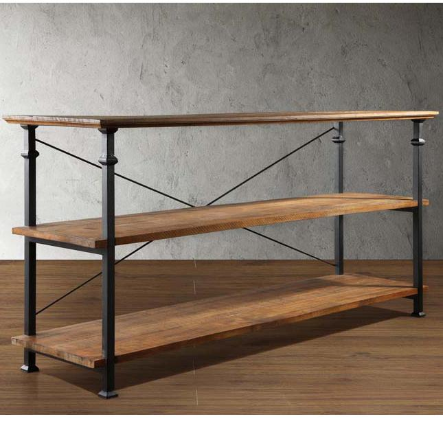 Homelegance Factory Collection Sofa Table - Item Number: 3228-05