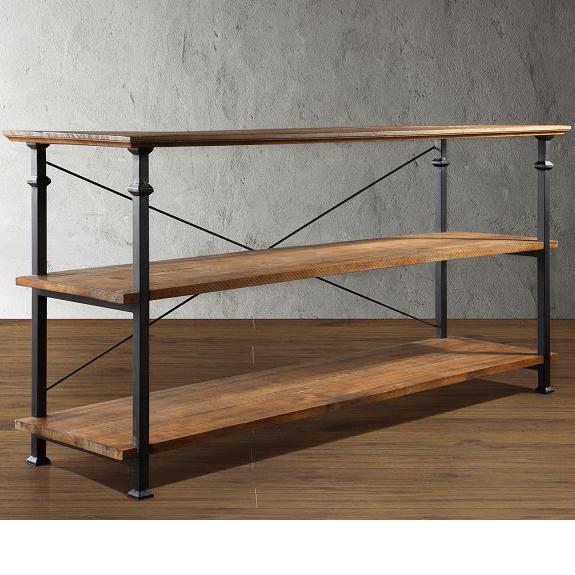 Homelegance Factory Collection TV Stand (Small) - Item Number: 3228-05S