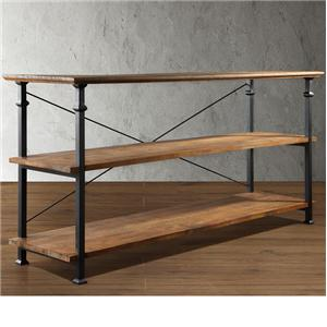 Homelegance Factory Collection TV Stand (Small)