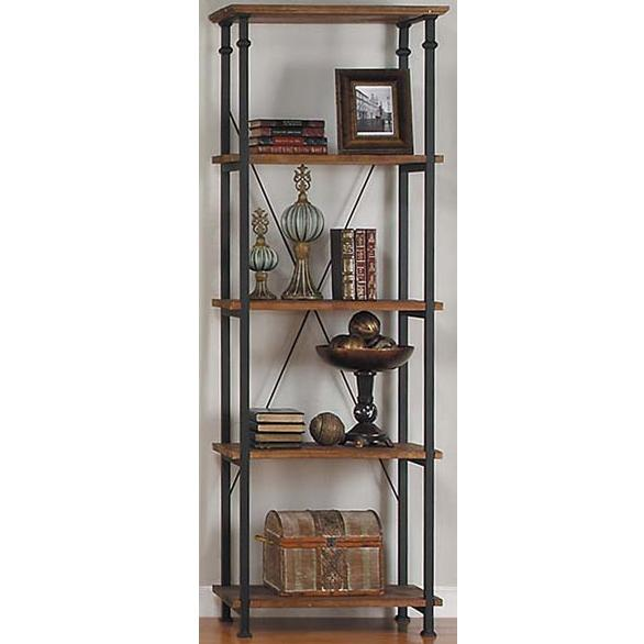 Homelegance Factory Collection Bookcase - Item Number: 3228-12