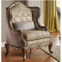 Homelegance Fiorella Accent Chair - Item Number: 8412-1